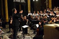 Musique à Groix Stage choeur chant choral Barbe Bleue Offenbach Mozart Vêpres Confesseur Gospel