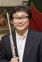 Mayori Fujita, professeur de Flûte à l'Académie d'été de Musique à Groix en Bretagne
