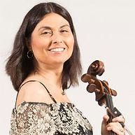 Béatrice Noël, professeur de violoncelle à l'Académie d'été de Musique à Groix en Bretagne