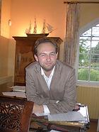 Nicolas Jortie, professeur d'écriture, orchestration et harmonisation au piano à l'Académie d'été de Musique à Groix en Bretagne