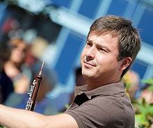 Timothée Oudinot, professeur de hautbois et de hautbois baroque à l'Académie d'été de Musique à Groix en Bretagne