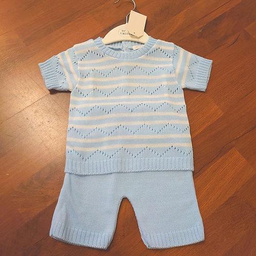 ZipZap Knitted 2pce