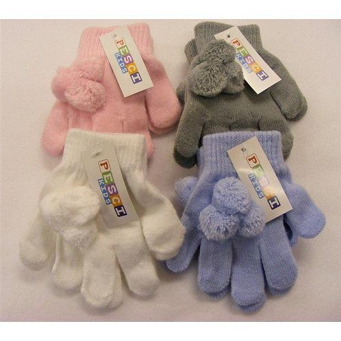 Pesci Pom Pom gloves