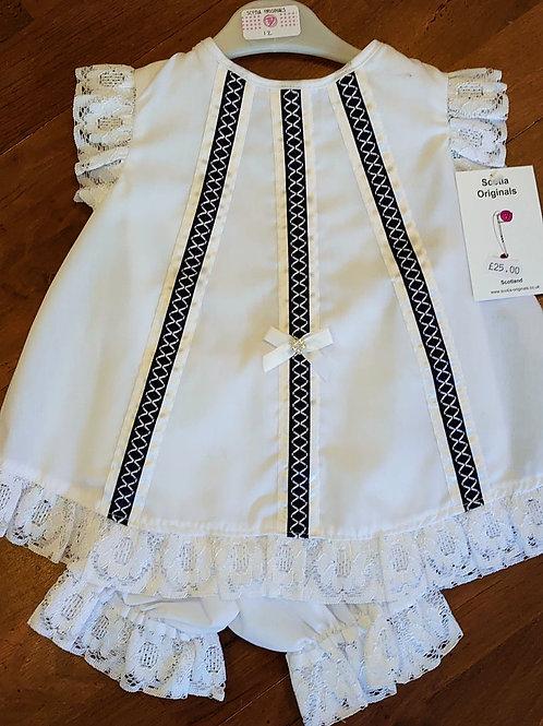 Scotia Sleevless Dress & Bloomers