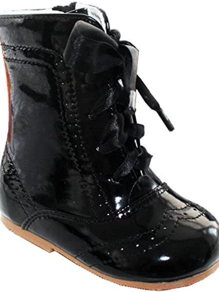 Sevva Isabelle Black Boots