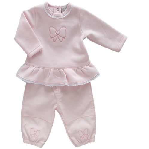 Kris X Kids Little Bow Tracksuit