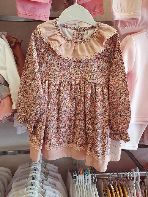 Little nosh floral spanish inspired dress