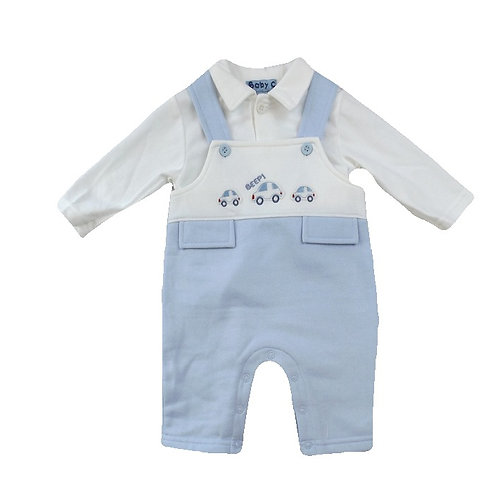 Baby c dungaree set