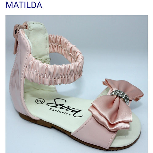 Sevva Matilda Pink Sandals