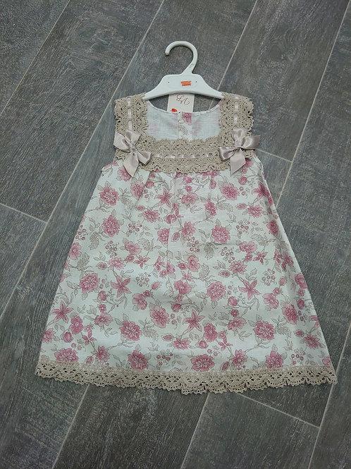 VB Spanish Floral Dress