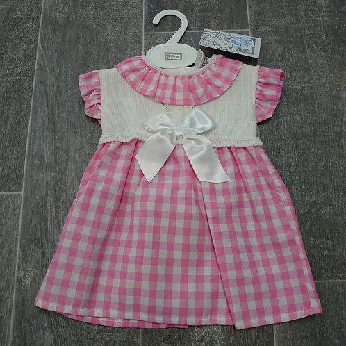 PEX Check Summer Dress