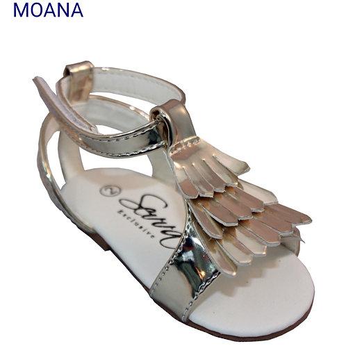 Sevva Moana Gold Sandals