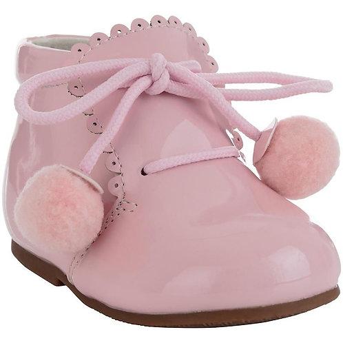 Tia London Pink Boots