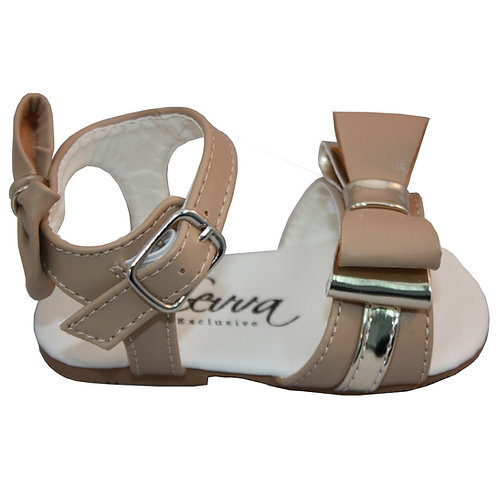 Sevva Wendy Camel Sandals