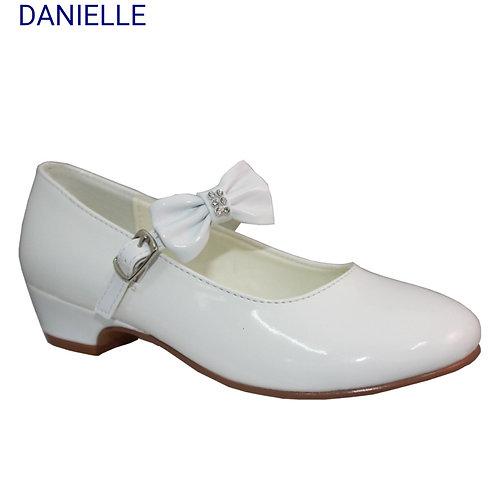 Sevva Danielle White Shoes