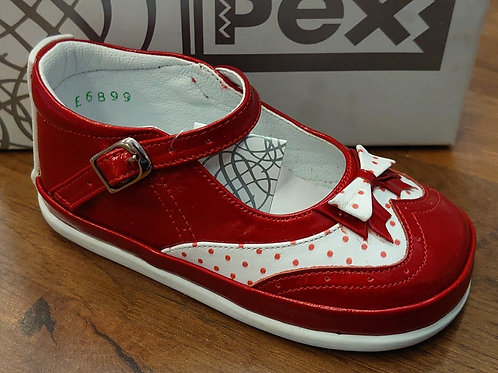 Pex Dillie Red Shoes
