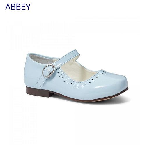 Sevva Abbey Blue Shoes
