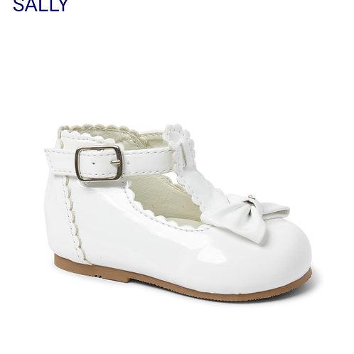 Sevva Sally White Shoes
