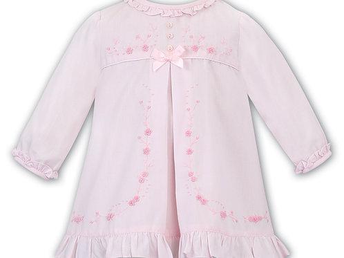 Sarah Louise Pink A-Line Dress
