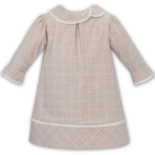 Sarah Louise Check Dress