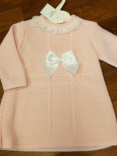 Little Nosh Knitted Dress