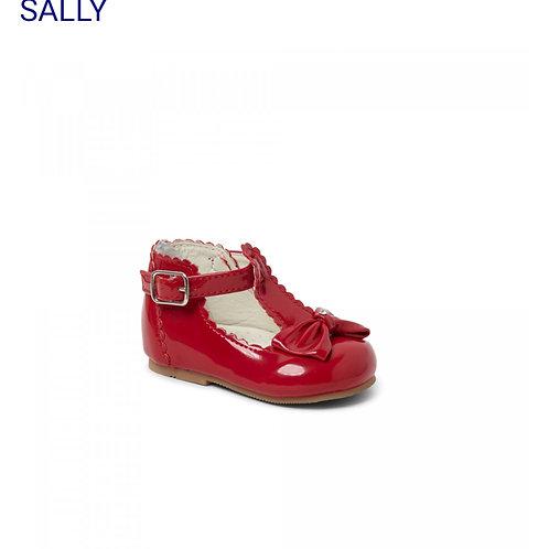 Sevva Sally Red Shoes