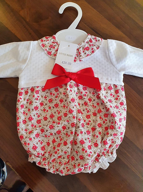 Little nosh romper