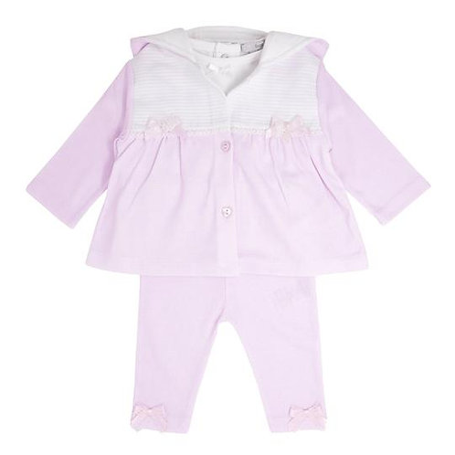 Bluesbaby Pink 3pce Tracksuit