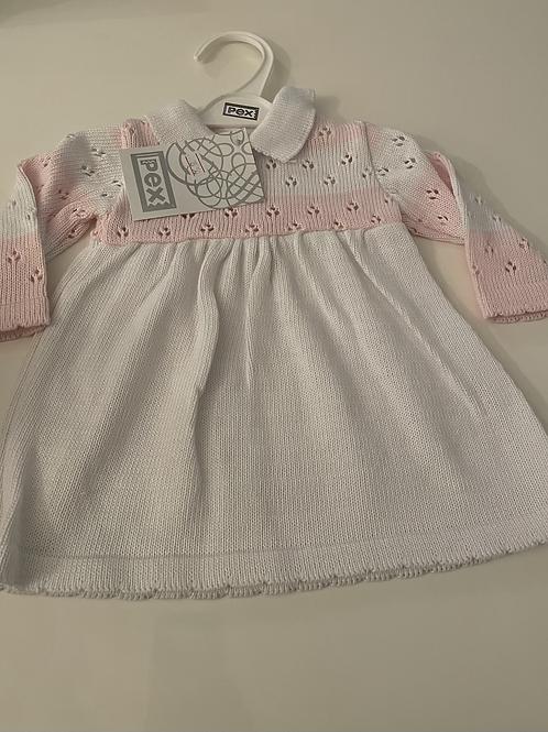 Pex knit dress (small fitting)