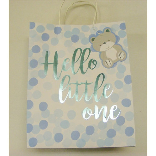 Hello Little One Large Gift Bag