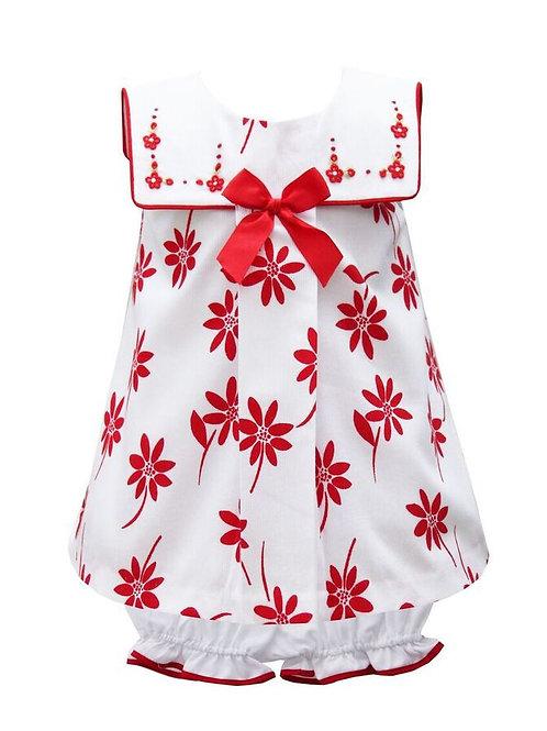 Pretty Originals Dress & Bloomers