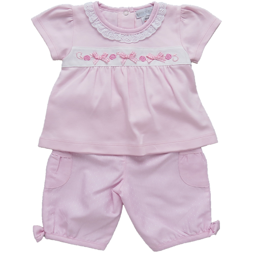 Amore by kris x kids 2 piece set 6008
