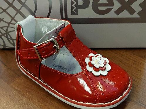 PEX Georgia Red Patent Shoes