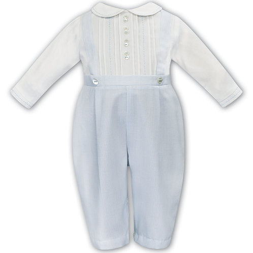 Sarah Louise Traditional Romper