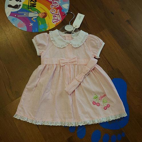 Kris X Kids Gingham Summer Dress