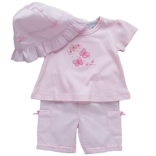 Amore by kris x kids summer set 6046