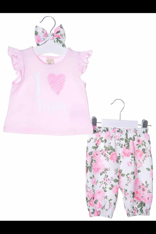 New arrival girls summer set small fit
