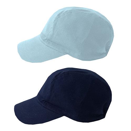 Pesci Peaked Summer Hat