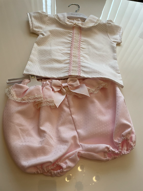 Pretty originals shirt and bloomer (small fit)