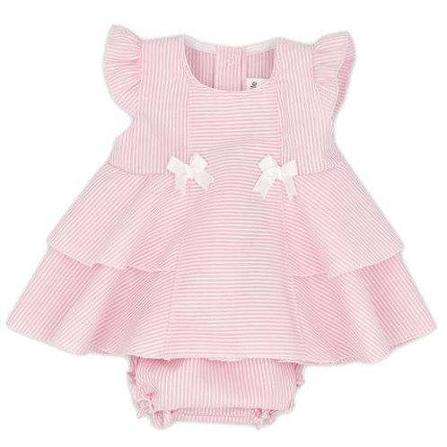 Rapife Stripe Dress 4615
