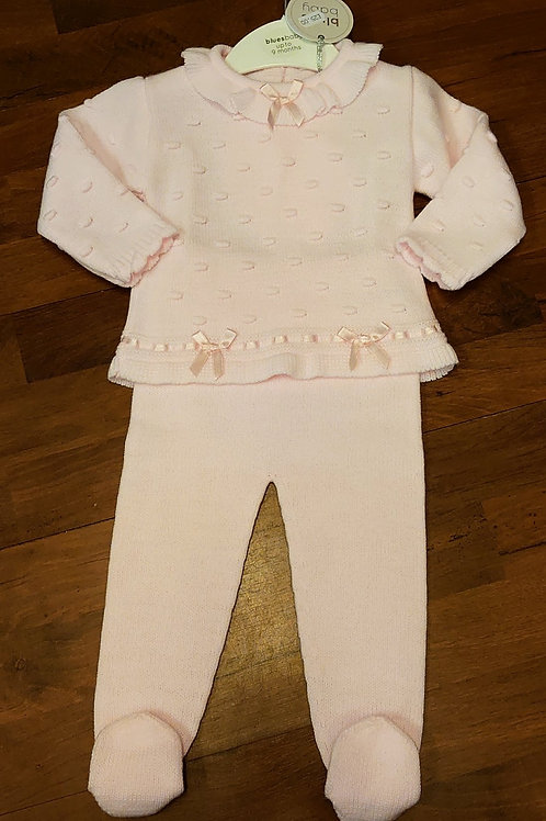 Bluesbaby Knitted Jumper Set