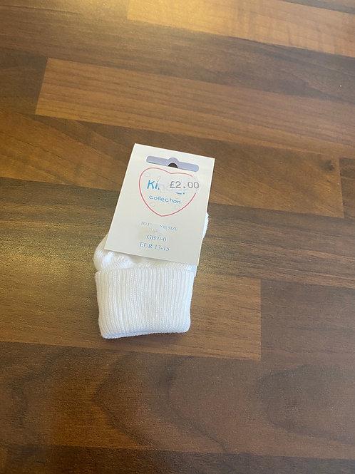 Newborn ankle socks