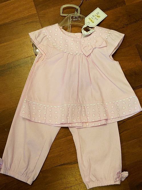 ZipZap Cotton Trouser Set