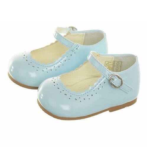 Sevva Emma Blue Shoes