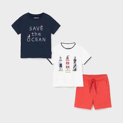 Mayoral 3pce Ocean Set