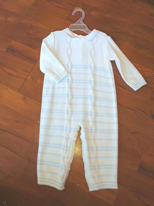 Pretty Originals Stripe Knitted All-In-One