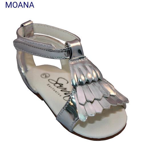 Sevva Moana Silver Sandals