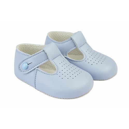 Baypods Blue Pram Shoes