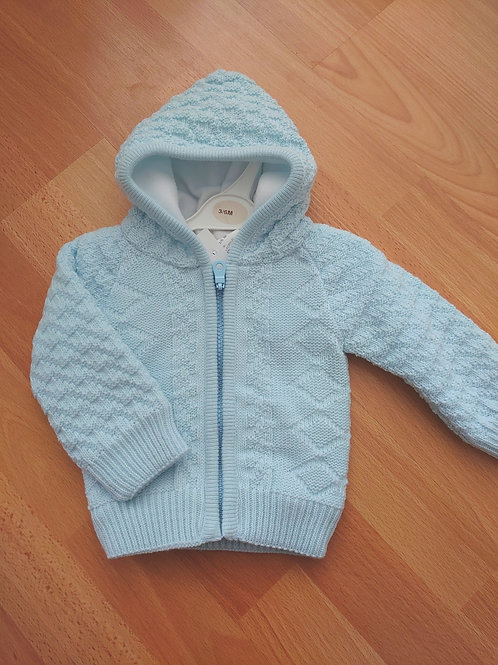 Little Nosh Fully Lined Knitted Jacket