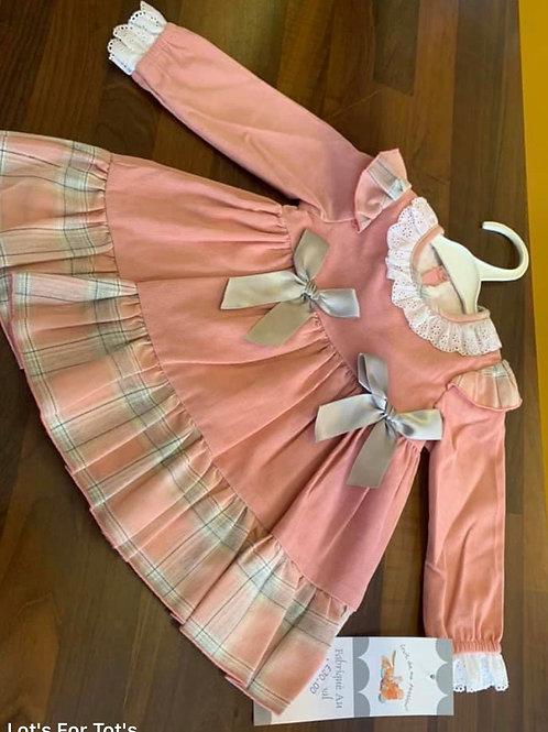 Girls Spanish dress (small fit)